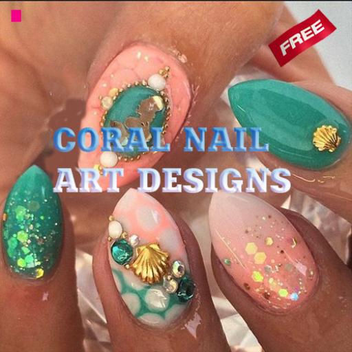 App Icon - App Insights: Coral Nail Art Designs Apptopia