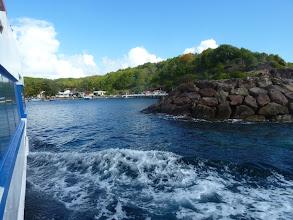Photo: port Terre de Bas Les Saintes
