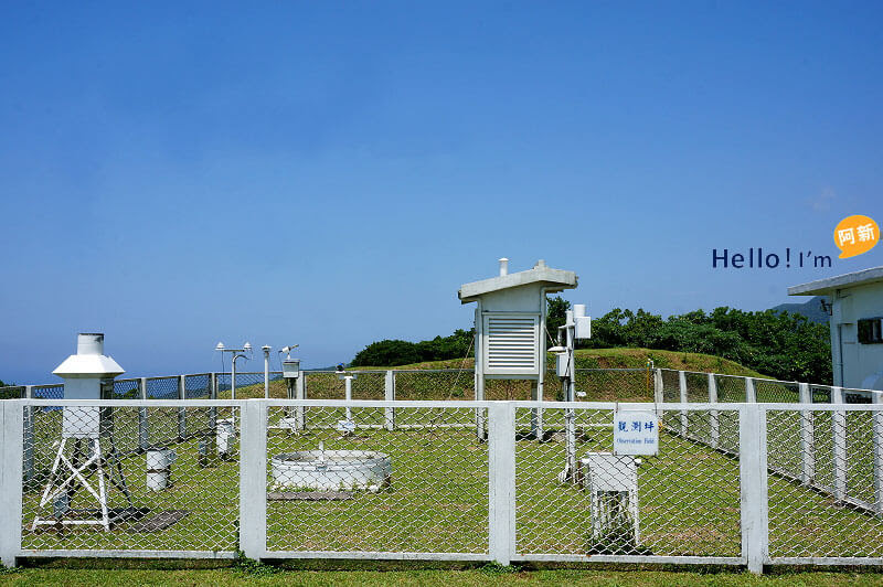 蘭嶼景點,蘭嶼氣象觀測站-11