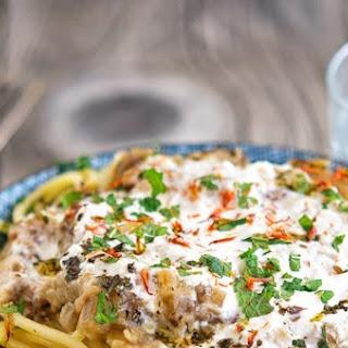 Persian-Style Pasta