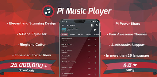 Pi Music Player - Free Music Player, YouTube Music - Apps on ...
