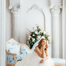 Wedding photographer Olga Bardina (Bardina). Photo of 28.05.2018