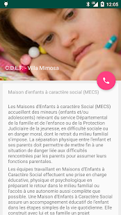 Assistant Action-Sociale Capture d'écran