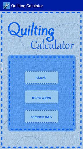 Quilting Calculator Plus