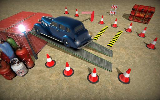 Code Triche Voiture Parking Classique: Conduite Voiture Jeux APK MOD (Astuce) screenshots 1