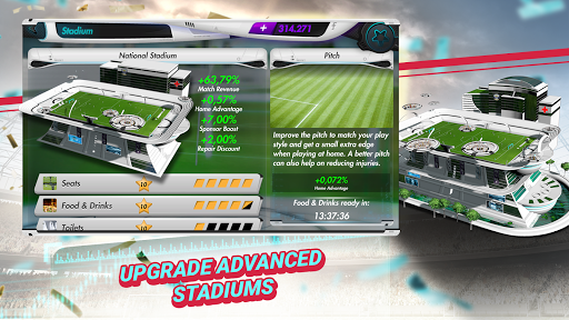 Futuball - Future Football Manager Game 1.0.27 screenshots 3