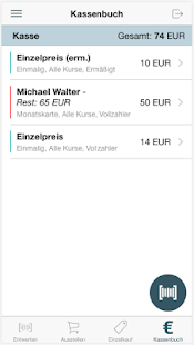 Tickets – Miniaturansicht des Screenshots