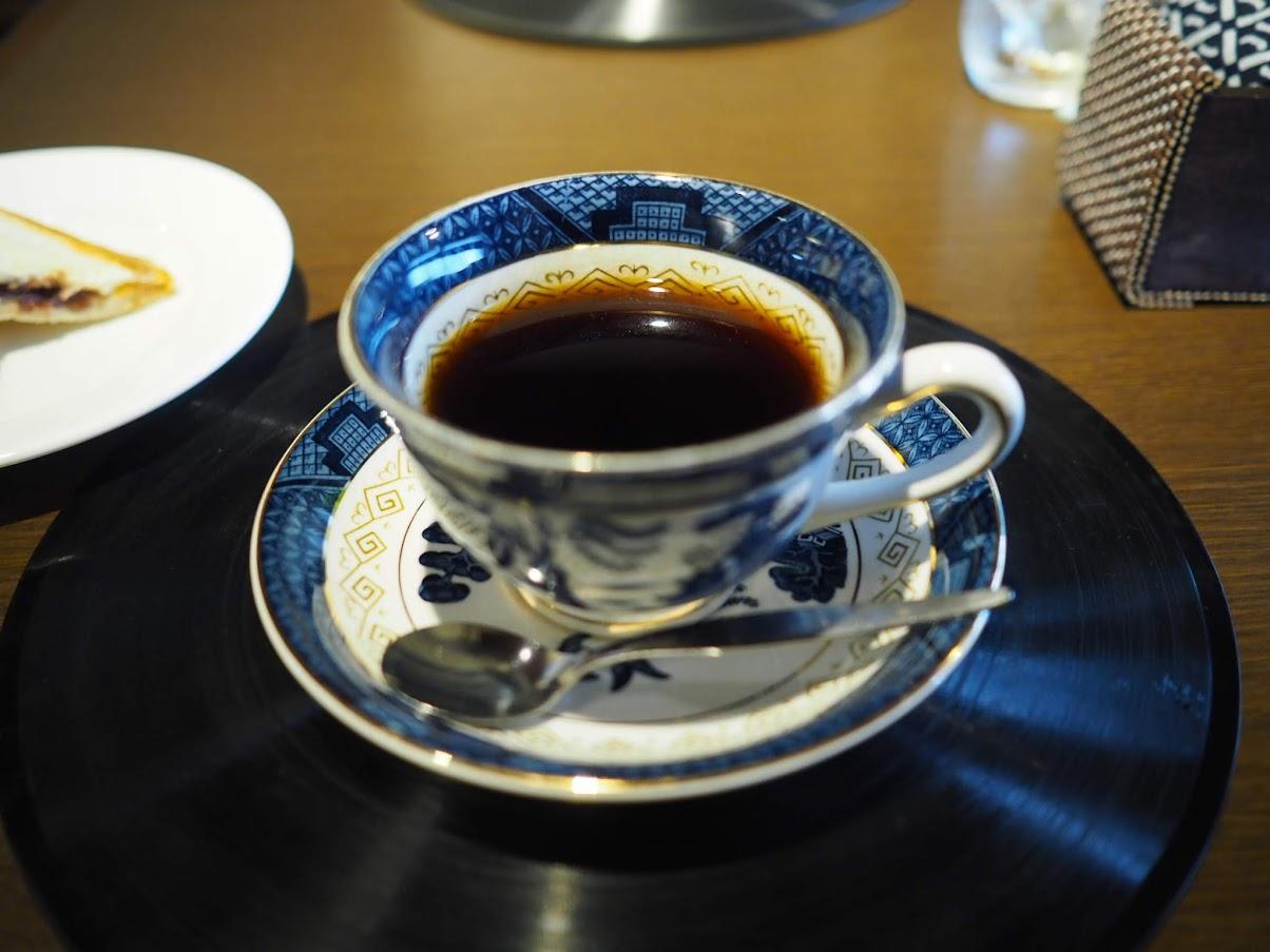 たとかのホットコーヒー
