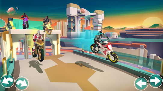 Gravity Rider Mod APK (Infinite Money/No Ads) for Android 7
