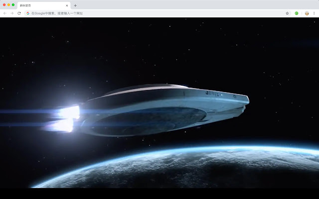 Lost Space HD New Tabs Popular Movies Themes