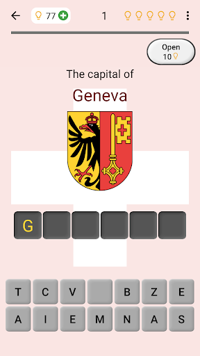 Swiss Cantons - Quiz about Switzerland's Geography apkpoly screenshots 2