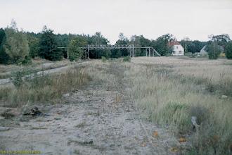 Photo: Pozostałości po łącznicy Grębocin Podg. - Katarzynka (linia nr 736) {Toruń; 2003-09-24}