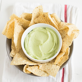 Avocado Cream with Greek Yogurt