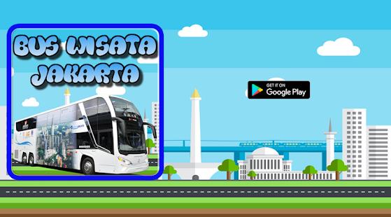 Rute Bus Wisata Jakarta - náhled