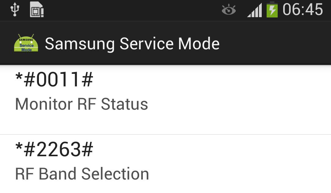 Samsung Service Mode apk Download   Tenanapk