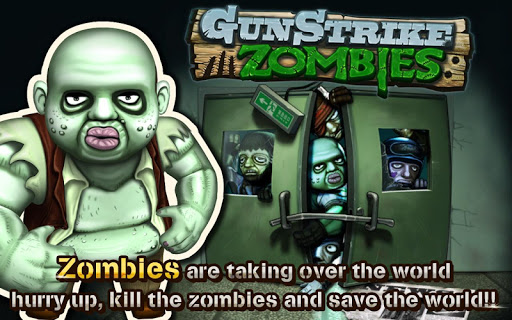 Gun Strike Zombies