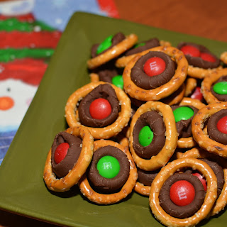 Christmas Pretzels Recipes