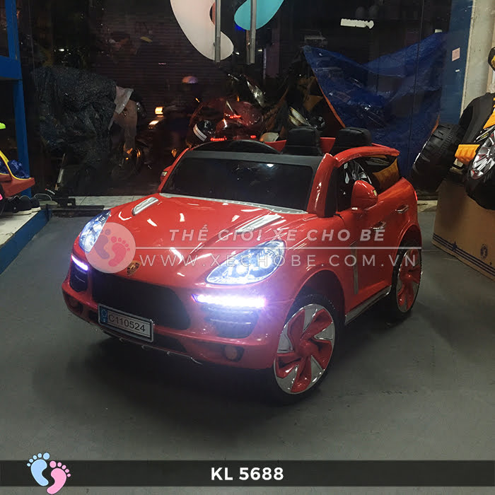 Ô tô điện cho trẻ em KL-5688 6