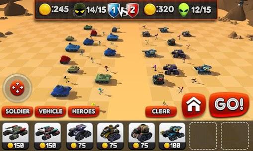 Creepy Aliens Battle Simulator 3D 5