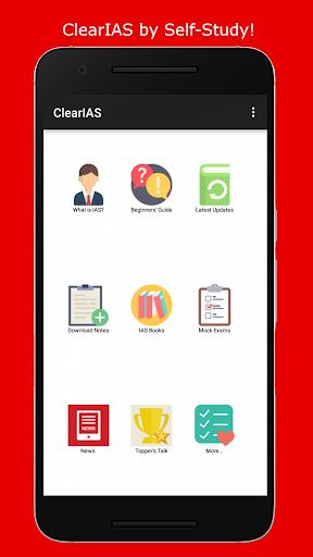 ClearIAS - Self-Study App for UPSC IAS/IPS Exam 51 screenshots 11