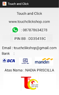 Touch And Click - náhled
