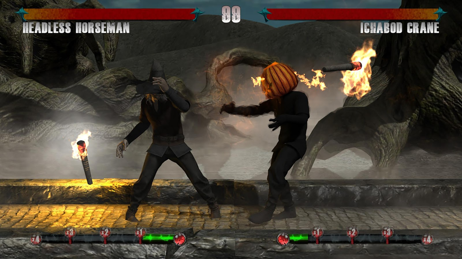 Clash of the Monsters- screenshot