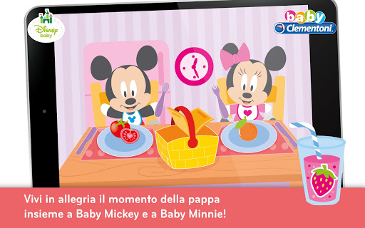 Baby Minnie Mia Amica Bambola apkmr screenshots 4