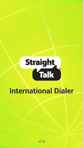 Straight Talk International Screenshot