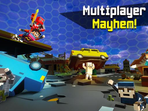 Pixel Fury: Multiplayer in 3D 13.0 screenshots 9