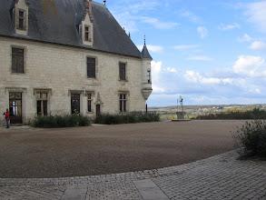 Photo: Château de Chaumont-sur-Loire.