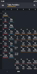 Tabla Periódica 2019 PRO: Química 1