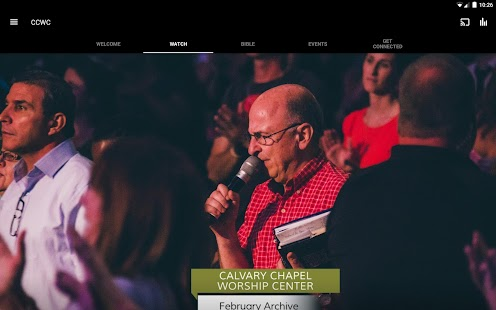 CCWC Church- screenshot thumbnail