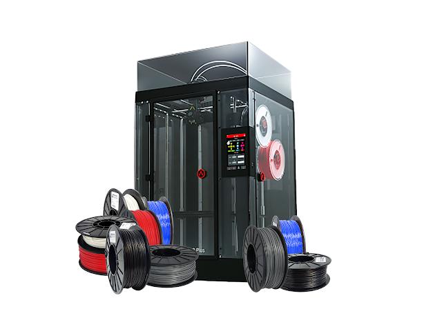 Raise3D PRO 2 Plus 3D Printer Professional Bundle