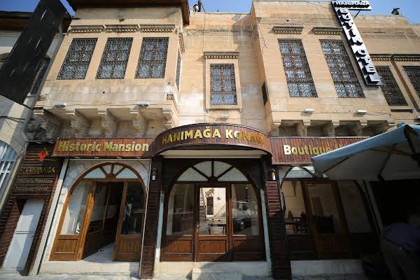 Hanımağa Konağı Butik Otel