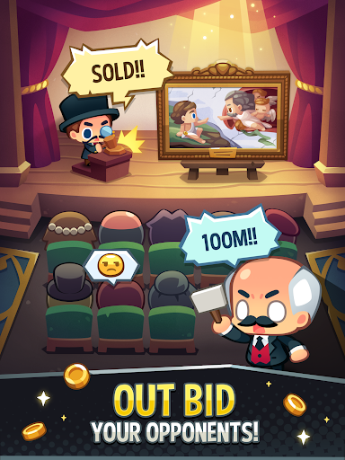 Art Inc. - Trendy Business Clicker - screenshot