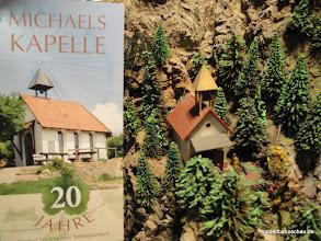 Photo: in Bad Dürkheim haben wir das Original,die MICHAELS KAPELLE gefunden