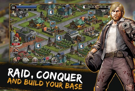 The Walking Dead: Road to Survival Apk Download For Android and Iphone 5