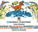 Psymedia x MyCityByNight Sunday Funday | Synergy Live 2017 : Anura Wine Estate