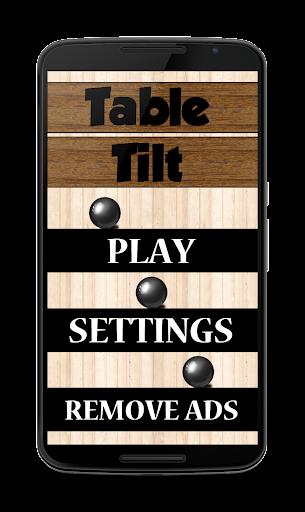 Table Tilt