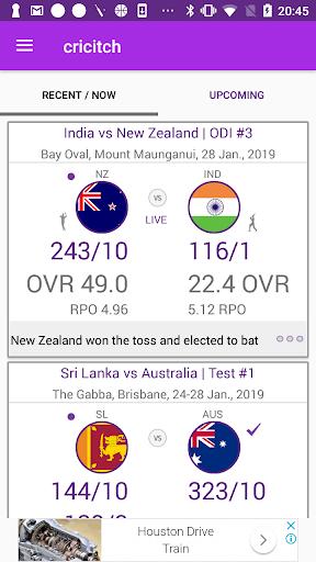 cricket live ipl score screenshot 2