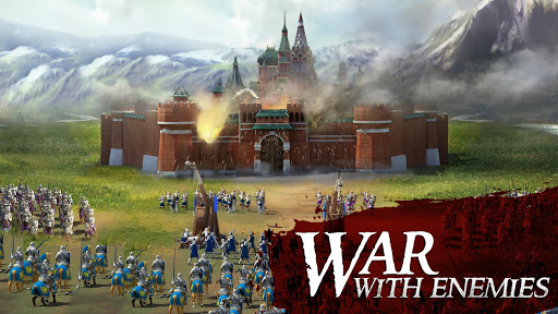 March of Empires: War of Lords android2mod screenshots 7