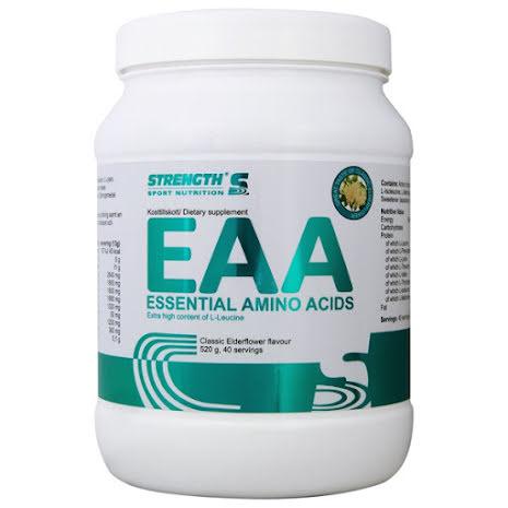 Strength EAA 520g - Sweet Lemon Lime