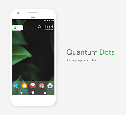 Quantum Dots – Icon Pack v1.2.0