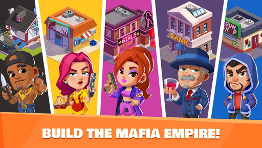 Idle Mafia - Tycoon Manager apkmr screenshots 16