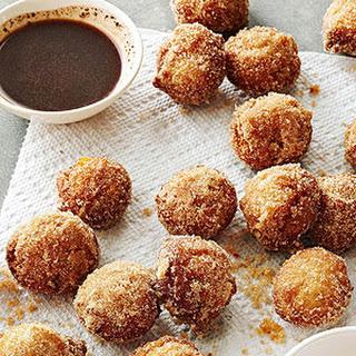 Cinnamon Cider Doughnut Holes