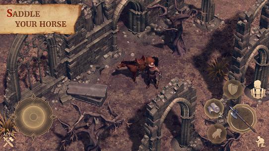Grim Soul: Dark Fantasy Survival MOD (Free Craft) 4