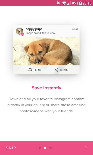Save & Repost for Instagram 2.3.4 screenshots 7