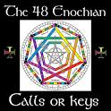 48 Enochian Calls or Keys App (Magick of John Dee) icon
