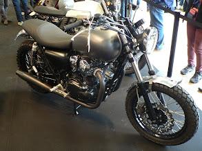 Photo: Kawasaki W800