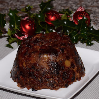 Flaming & Fabulous Christmas Pudding – the Festive Finale